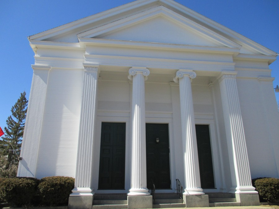 Exterior Woodwork Restoration for Church