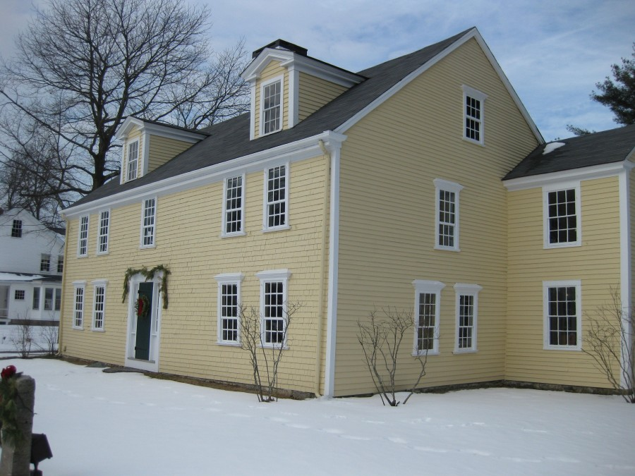 Wood Window Restoration for Historic Colonial