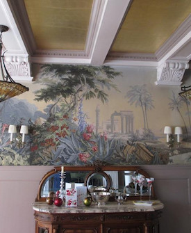 Zuber Wallpaper Cleaning: Private Residence