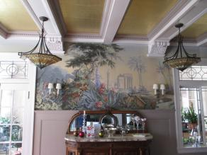 Wallpaper Conservation for Manchester by the Sea Residence