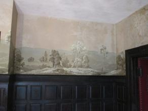 Wallpaper Restoration for Historic Manor